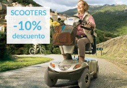 scooters oferta 10% descuento